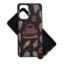 Kép 2/2 - Cellect fekete, fagyi mintás TPU Szilikon Tok, Samsung Galaxy A72 SM-A726B