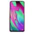 Kép 3/3 - Samsung Gyári Gradation Cover Átmenetes PC műanyag tok - pink, Samsung Galaxy A40 SM-A405F