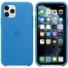 Kép 2/2 - Apple Surf Blue Gyári Szilikon hátlapi TPU tok, iPhone 12/12 Pro