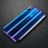 Kép 2/4 - Baseus Aurora Case Kék Ombre Irizáló PC (műanyag) tok, iPhone Xs MAX