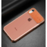 Kép 2/3 - Baseus Narancssárga PC (műanyag) Tok Bőr Betéttel iPhone Xs MAX