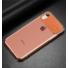 Kép 2/3 - Baseus Narancssárga PC (műanyag) Tok Bőr Betéttel iPhone Xr