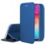 Kép 1/3 - Kék oldalra nyíló mágneses flip tok  Apple iPhone 12 Pro