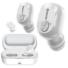 Kép 1/4 - Baseus Encok W01 Bluetooth headset – fehér